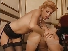 Some anal and moreover fisting sex action with Eva Delage