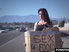 PORNFIDELITY Katrina Jade Takes the Condom Off