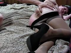 Pantyhose Wife 4