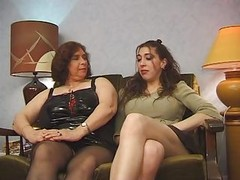 Large Boobalicious Granny Makes love