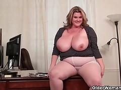 Amerikaans, Mooie dikke vrouwen, Hd, Rijpe lesbienne, Moeder die ik wil neuken, Moeder