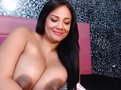 Latina webcam model