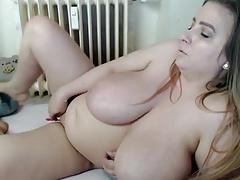 Mooie dikke vrouwen, Vibrator, Webcamera