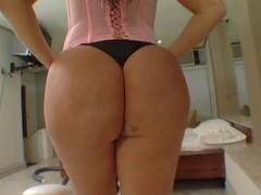 Sizeable Ass Brazillian POV- Soraya