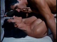 Sperma shot, Sperma in gezicht, Natuurlijke tieten, Oud