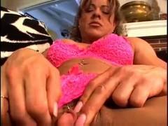 A Clitoris Large Like a Purple rod!