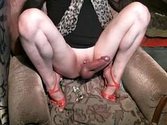 Grosse bite, Branlette thaïlandaise, Masturbation, Jouets, Voyeur