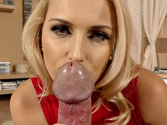 Milf Gives The Best Blowjob