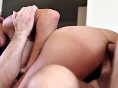 Curvy MILF Danica Dillan Double Penetration