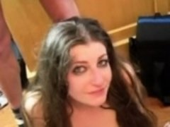Throatfucking Young Submissive Slut Part2
