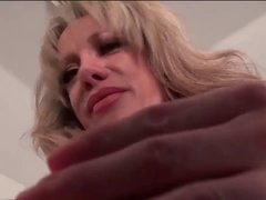 Mature with a big clit