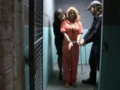Carissa Montgomery strip search by jail guard