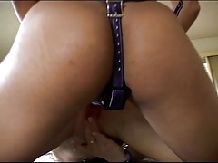 Intense Strapon Orgasm (clip)