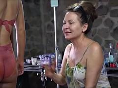 Caroline Wozniacki -Naked Bodypaint