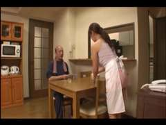 Japanese Maid Housekeeper #1 Misa - MrBonham (part two)