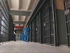 Belladonna Jail Group-fuck