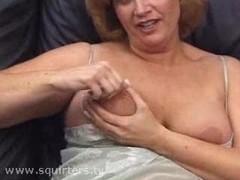 Mature Slut Jacking off And besides Sq