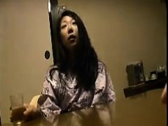 Adorable Asian lady has a guy pounding her pussy the way sh