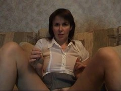 Russian mature shows her finest p.2