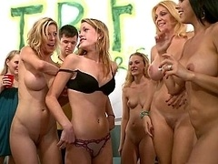 This dorm taken over by Adult stars