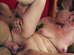 Bigtits milf screwed by young cock