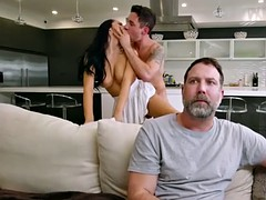 sofi ryan caught by stepdad fucking with her bf