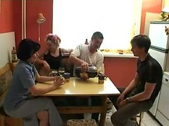 Drunk Family Sex Son Daughter Father Mother