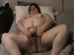 Cunt is shown by BBW