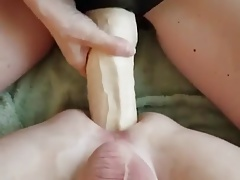 Guy Gets Pegged