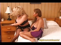 Extreme Eager mom Boobs