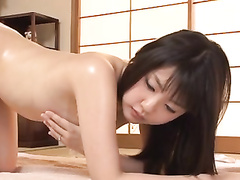 Lubricant massage lezzie wife yuu amp tsubomi