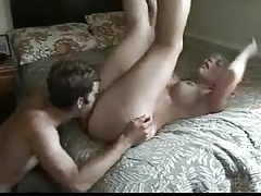Fucking at home with hot milf