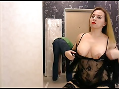Hot Girl having Sex on WebCam