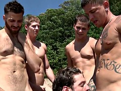 brett carter and friends orgy on a boat