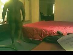 White Adult bbw Fucks Black Lover In Hotel Room