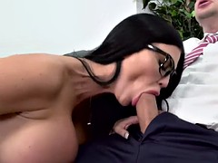 Jasmine Jaes tight anal pound by Keiran Lee