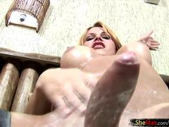 Blonde, Hd, Masturbation, Culottes ou slips, Solo