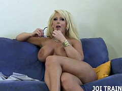 Let me show you how to work your cock JOI