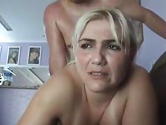 Anaal, Blond, Rijpe lesbienne, Rijpe anaal