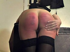 Anna caning
