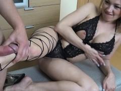 My Dirty Hobby - Lana-Giselle mit Fuessen gewixt