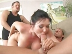 Utterly hot busty housewives