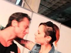 Shameless Silvia Rubi is crazy fine! Her tattooed Latina