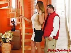 Bondage discipline sadomasochisme, Europees, Dominante vrouw, Hd, Straf
