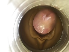 Enthousiasteling, Sperma shot, Homo, Hd, Masturbatie, Speelgoed
