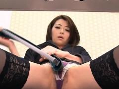 Asiatisch, Blasen, Hardcore, Japanische massage, Strümpfe