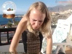 Gold shiny dress Ready for party coconut_girl1991_051216 chaturbate REC