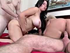 Big ass Julie Cash and Tatianna