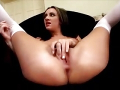 Breasty Honey loves backdoor and plus sticky creampie