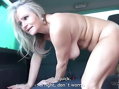 Takevan - MILF winner takes cum all around and great fuck